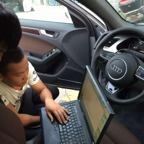 配汽车钥匙培训